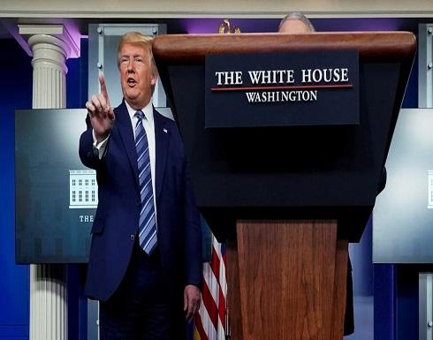 ترمب: سنعيد فتح الولايات المتحدة وبقوة