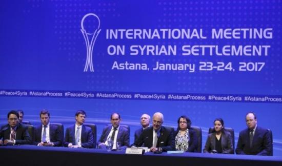 محادثات أستانا تعقد غدا وسط خلافات روسية تركية