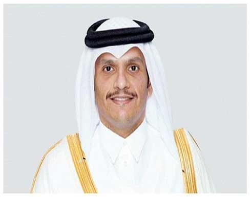 وزير الخارجية القطري يبحث من نظيره الأمريكي أوضاع المنطقة