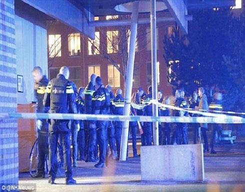 مقتل شخص وإصابة اثنين آخرين في إطلاق نار في العاصمة الهولندية أمستردام