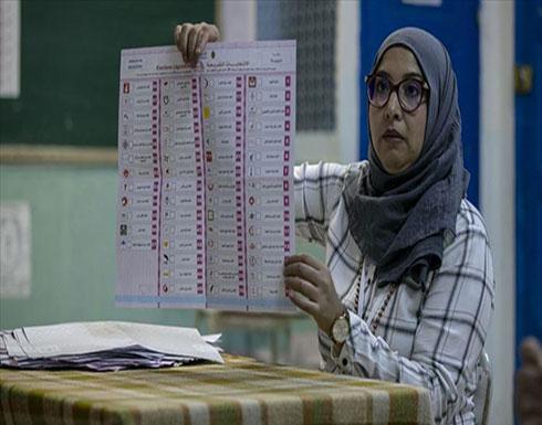 """""""النهضة"""" تتصدر التشريعيات بـ40 مقعدا يليها """"قلب تونس"""" بـ33"""