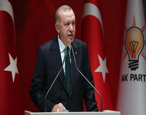 أردوغان يعزي في قائد طائرة الاستعراض المنكوبة