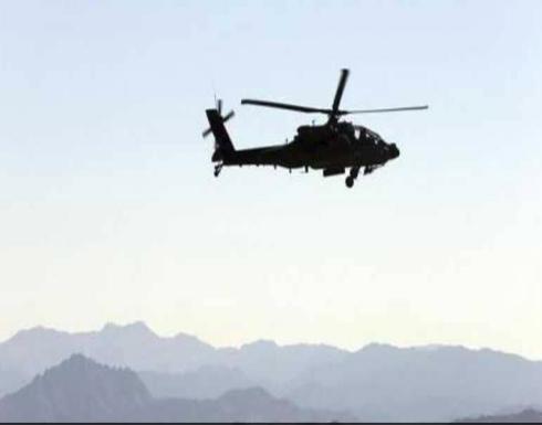 أباتشي التحالف توقع خسائر فادحة في صفوف الحوثيين