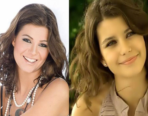 هل تشبه الممثلة المصريّة يسرا اللوزي بيرين سات؟