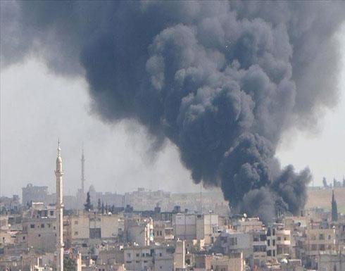 مقتل مدنيين اثنين في غارات روسية على ريف حلب