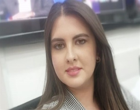 فيديو  : الاعتداء على صحفية لبنانية