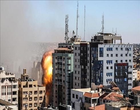 """""""رايتس ووتش"""": تدمير إسرائيل للأبراج بغزة قد يرقى إلى """"جرائم حرب"""""""