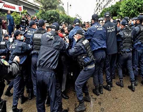 انتشار أمني كثيف يمنع الحراك الجزائري من التظاهر سوى في منطقة القبائل
