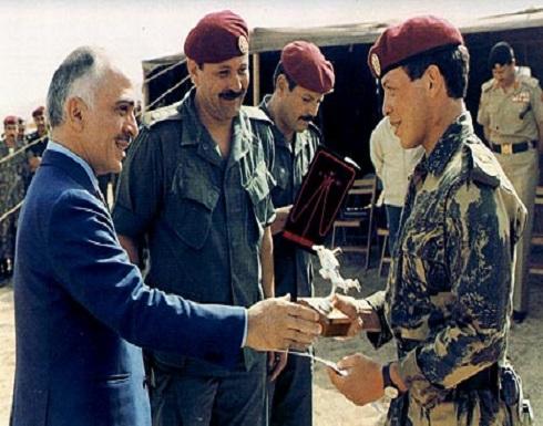 الأردنيون يحيون الذكرى العشرين للوفاء والبيعة