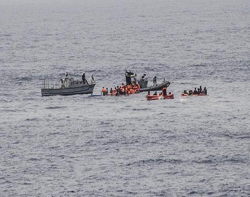 أكثر من 2000 مهاجر غرقوا في المتوسط 2018