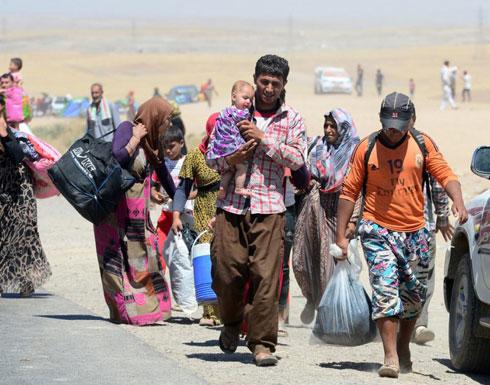 """تركيا تقول أنها مستعدة لاستقبال """"مئات آلاف"""" الفارين من الموصل"""