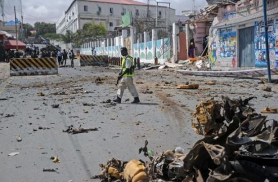 """الجيش الأمريكي يعلن قتل العشرات من """"حركة الشباب"""" بالصومال"""