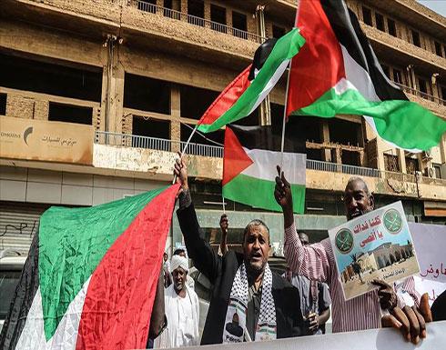 السودان.. وقفة احتجاجية بالخرطوم رفضا للتطبيع مع إسرائيل