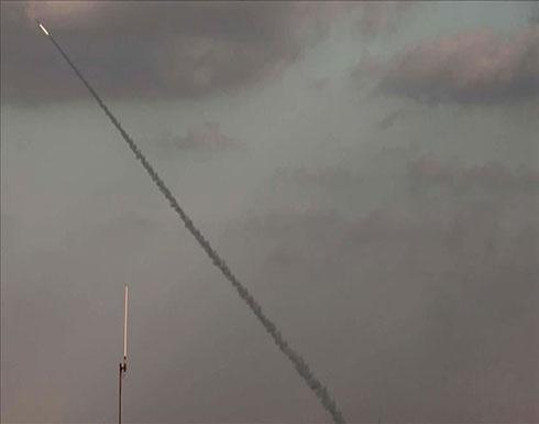 """الجيش الإسرائيلي: سقوط صاروخ من غزة على """"أشكول"""""""