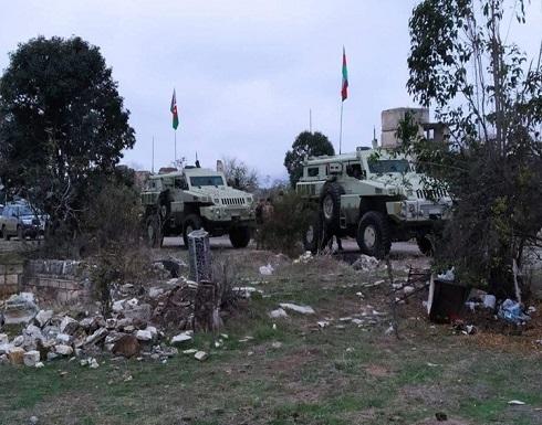 باوكو: جنود أرمن أطلقوا النار على نقاط حدودية أذرية