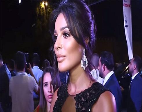النجمة نادين نجيم توجه نصيحة لملكة جمال لبنان 2018