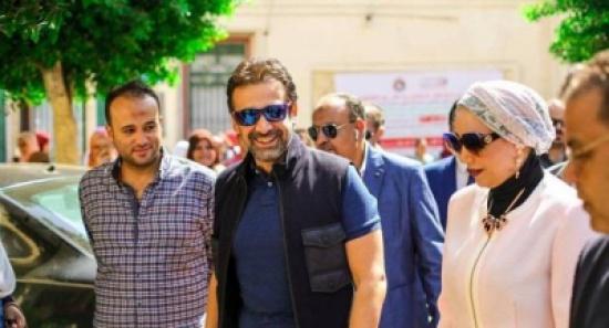 حقيقة وفاة الممثل المصري كريم عبد العزيز
