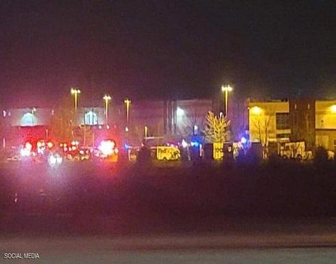 """""""عدد كبير"""" من الضحايا بإطلاق نار في إنديانابوليس .. بالفيديو"""