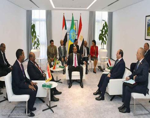 """قمة مصر والسودان وإثيوبيا.. """"تطور جديد"""" بشأن سد النهضة"""