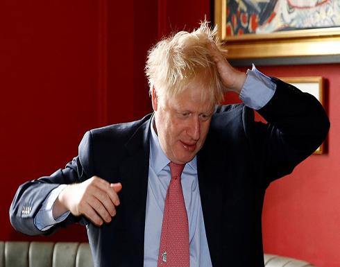لندن: جونسون يخضع للحجر الذاتي بعد مخالطته لمصاب بكورونا