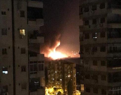 قتيل وجرحى في قصف إسرائيلي لقوات النظام السوري