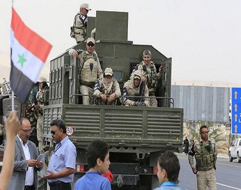 حرب بالقذائف بين عصابات بالسويداء السورية والنظام يتدخل