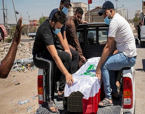 المفوضية: استهداف ناشطي العراق هدفه تكميم الأفواه