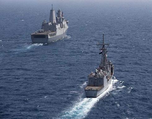 الجيش المصري يعلن عن تدريب عابر مع قوات بحرية أمريكية