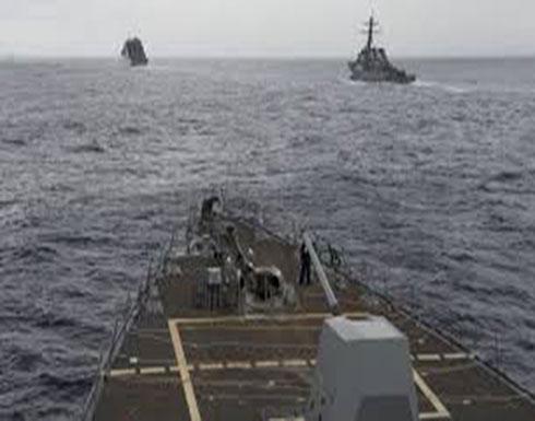 مقاتلات أمريكية وسفن برمائية تتحرك في بحر العرب وسط توترات مع إيران