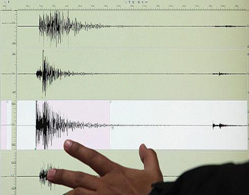 زلزال بقوة 5.7 درجات يضرب وسط وجنوبي المكسيك