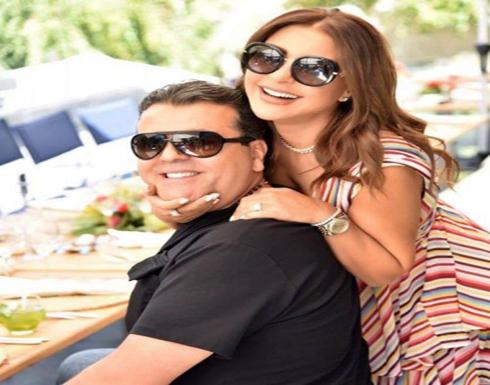بعد المحنة الأخيرة.. هذا ما كشفه زوج ماغي بو غصن عن حالتها الصحية