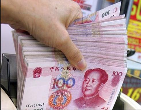 """""""المركزي الصيني"""" يخفض قيمة صرف"""" اليوان """"مقابل الدولار"""