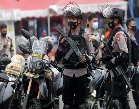 إندونيسيا.. تبادل إطلاق نار بمقر الشرطة في جاكرتا