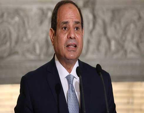 السيسي يبحث مع حفتر وعقيلة صالح آخر التطورات على الساحة الليبية