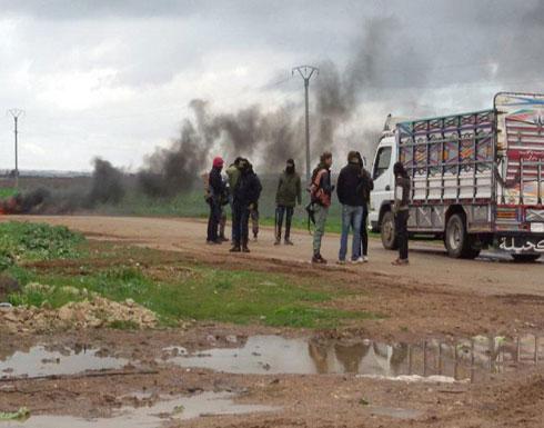 3 قتلى بتفجير عبوة ناسفة في درعا السورية