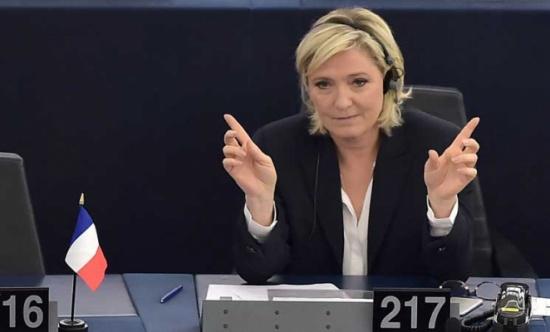 البرلمان الأوروبي يرفع الحصانة عن لوبان