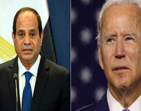 بوليتيكو: إدارة بايدن تعلق بعض المساعدات العسكرية لمصر