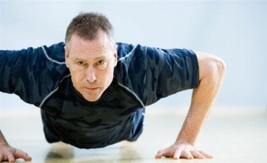 بعد الـ 50.. كيف تزيد نشاط جسمك؟