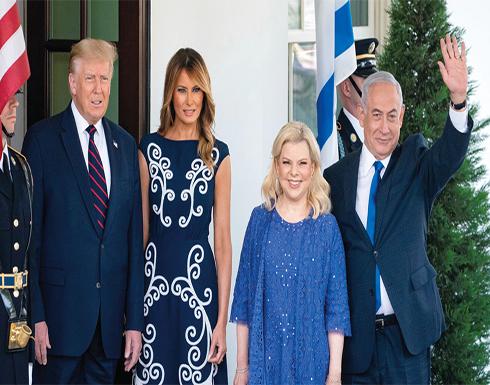 نتنياهو يجلب حقائب ملابسه المتسخة من إسرائيل لغسلها في البيت الأبيض مجاناً