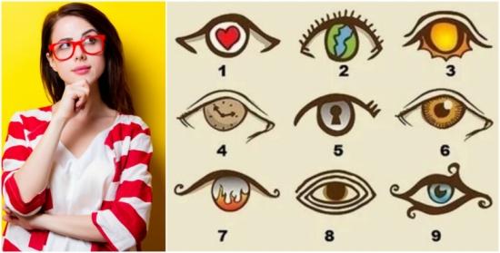 اختاري واحدة من هذه العيون.. واعرفي ما تكشفه عن شخصيتكِ!