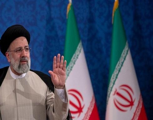 رئيس إيران بأول زيارة خارجية: العقوبات لم تمنعنا من التقدم