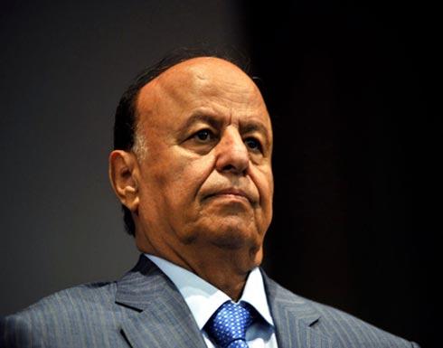 هادي: لو اندلعت حرب بين صالح والحوثي فالغلبة للحوثي