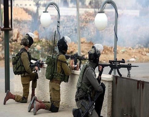 إصابة فتى فلسطيني برصاص الجيش الإسرائيلي جنوب الضفة