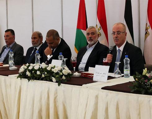 """حركة """"حماس"""" تعلن التوصل لاتفاق مع """"فتح"""" برعاية مصرية"""