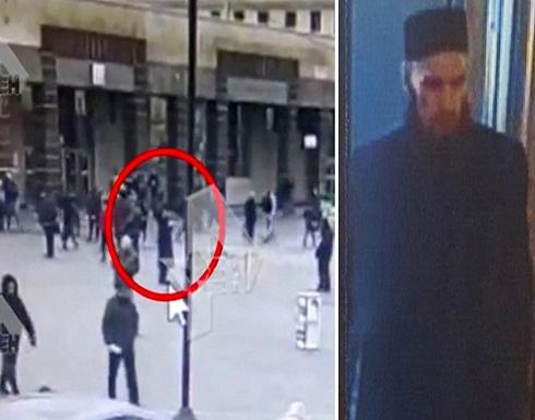 """«شاهد» أول صور للمشتبه به بتنفيذ تفجير مترو """"سان بطرسبرغ"""""""