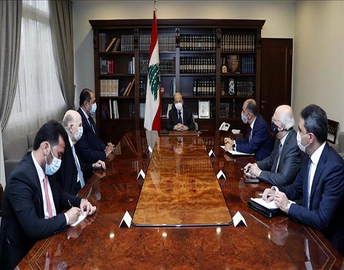مصر وألمانيا تعربان عن دعمهما لتشكيل حكومة لبنانية