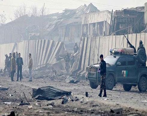 القوات الأمريكية تقتل 5 جنود أفغان