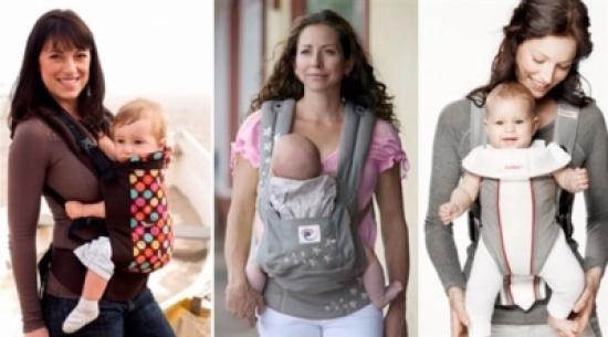 متى وكيف تستخدمين حمّالة الرضع؟