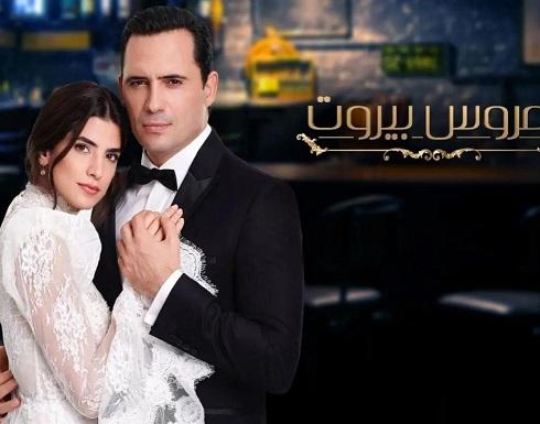 """وفاة أحد ممثلي مسلسل """" عروس بيروت """" بشكل مفاجئ"""