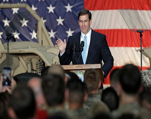 تعرف على وزير دفاع أميركا الجديد الذي شارك بحرب الخليج